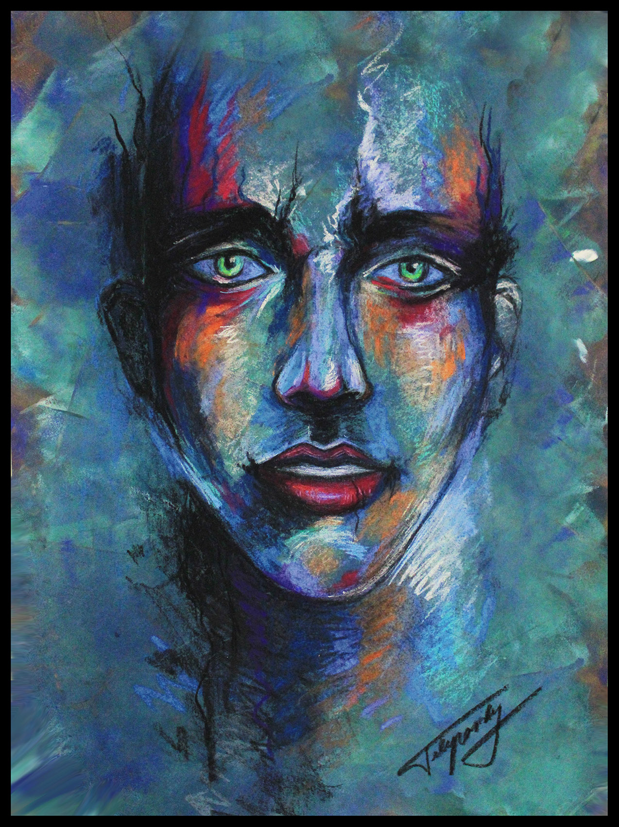 Portrét 4
