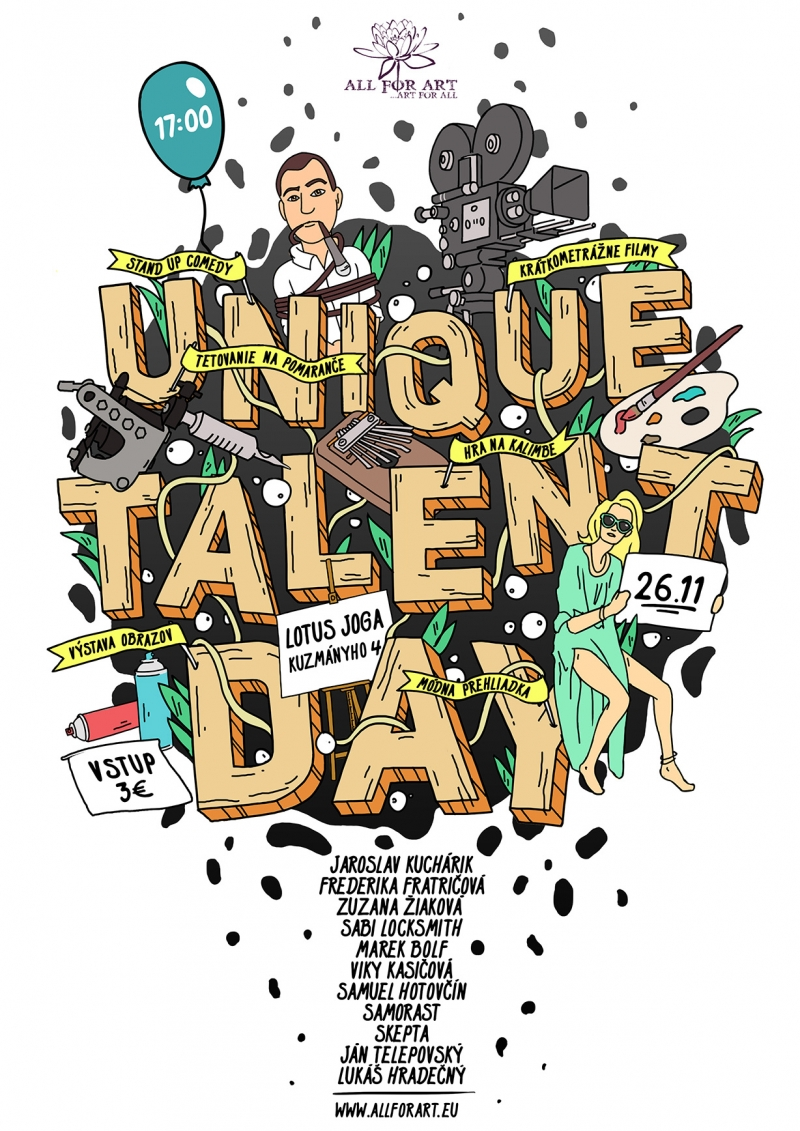 Unique Talent Day
