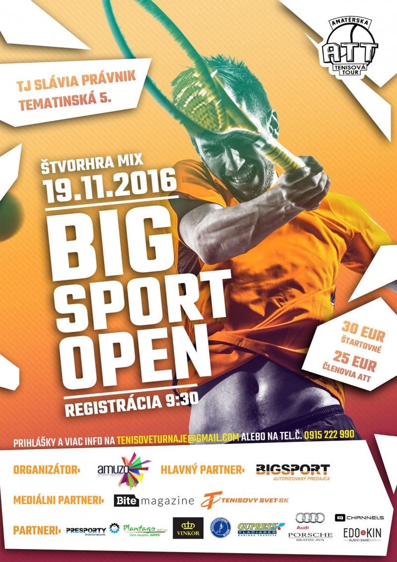 Big Sport Open