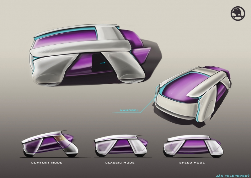 Škoda Car Concept