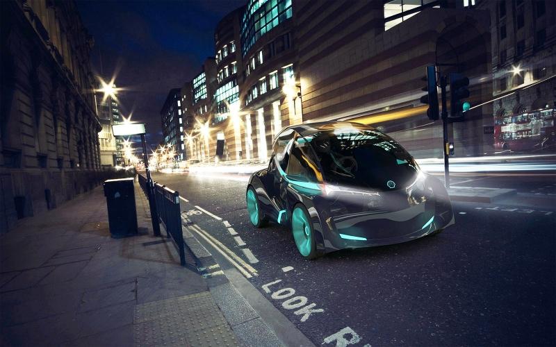 Urban Concept – Eco shell marathon