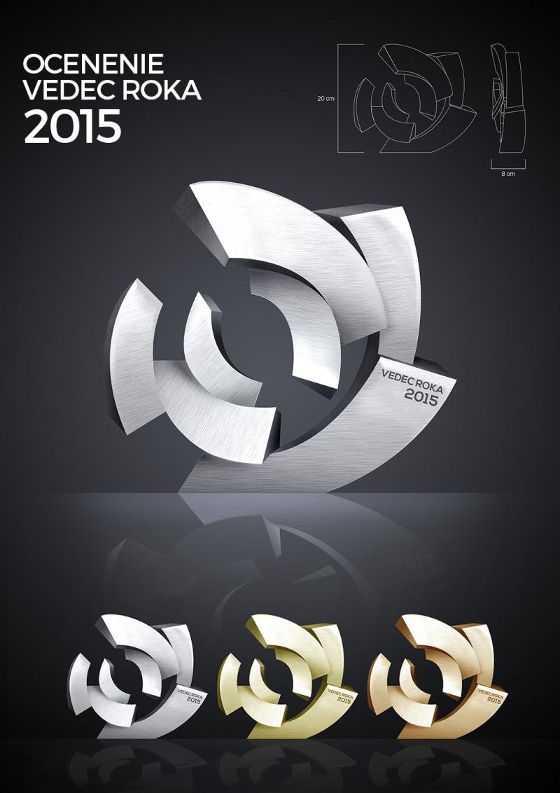 Ocenenie Vedec Roka 2015