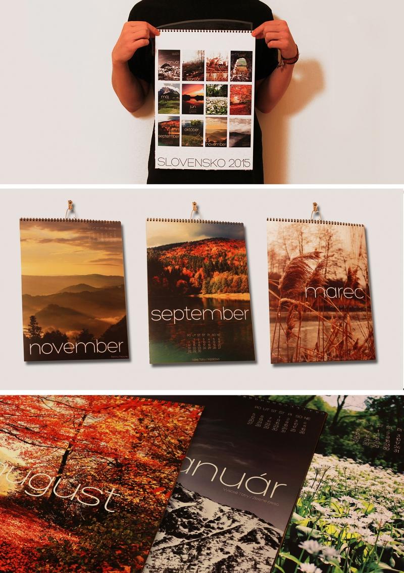 Kalendár – Autorské fotografie